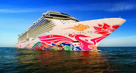 WMS Press Release image: Norwegian Cruise Line Joy